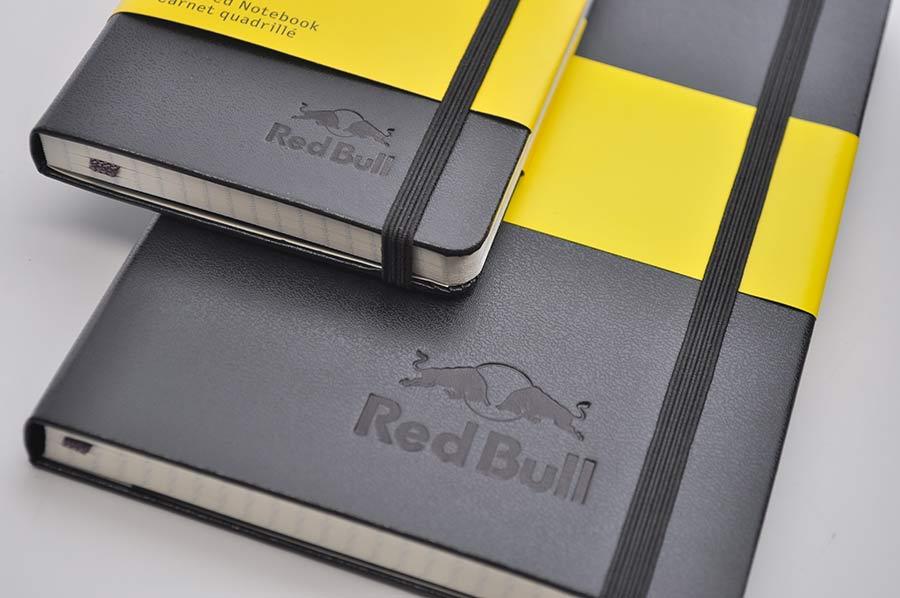 Идеи за брандиране от печати Модико - Брандиране върху тефтер