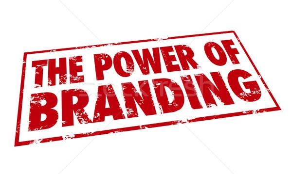Изграждане на брандинг - фирмен печат върху рекламни материали и документи