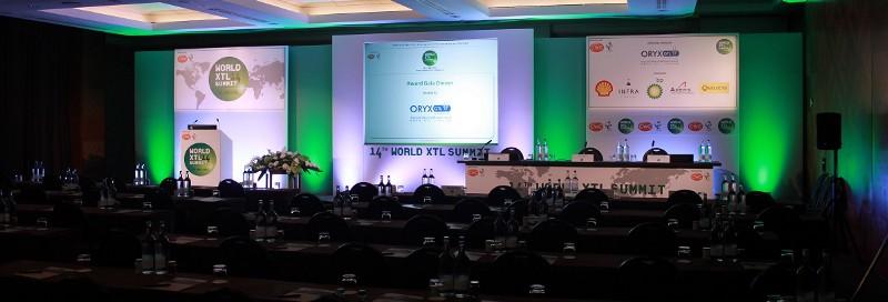 Брандиране на дигитален екран за събитие - фирмени печати
