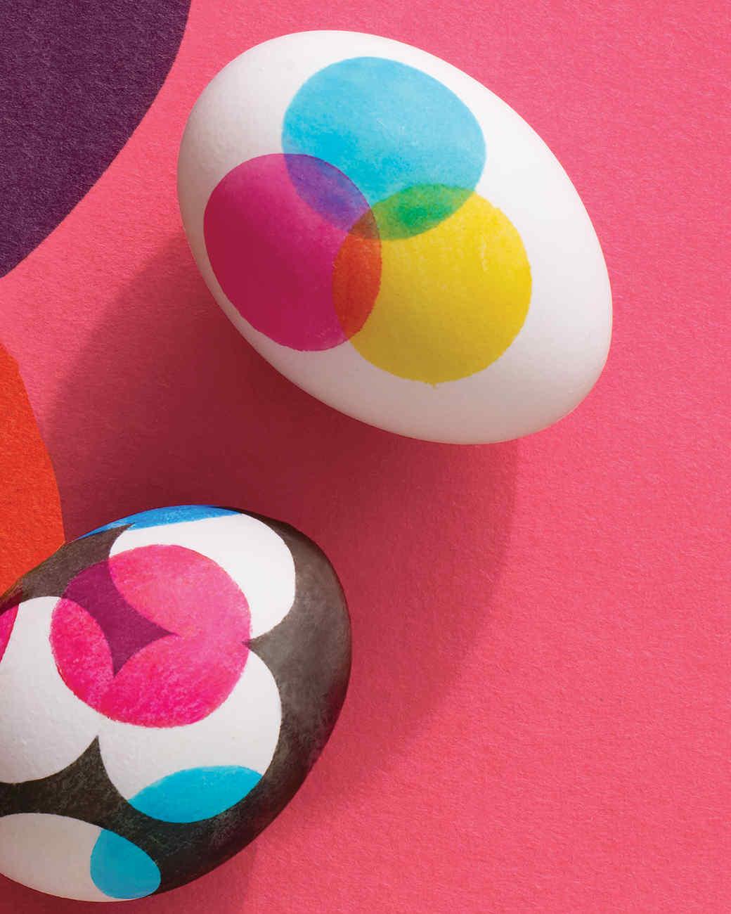 Идеи за великденски яйца - интересна украса на яйца от Модико бг