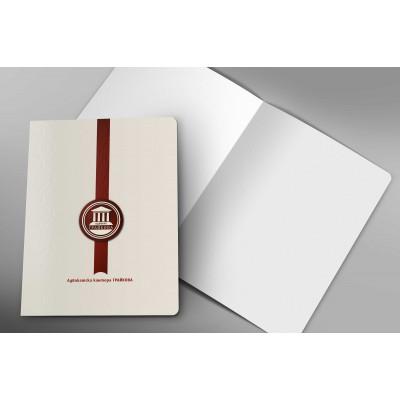 Папки, брошури, диплянки и флаери  - изработка на рекламни материали от Модико