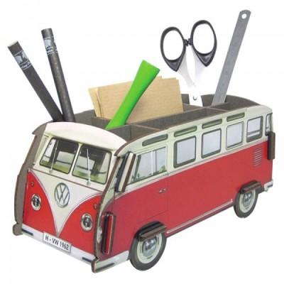 """Организатор за бюро Автобус """"VW"""" - подаръци за офис Модико България"""