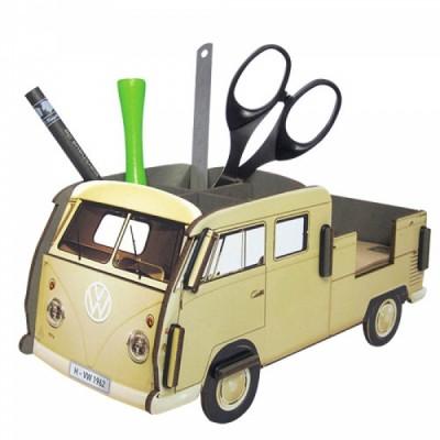 """Организатор за бюро  """"VW Т 1"""" - Двойна кабина - Подаръци за офиса от Модико"""