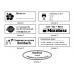 Печат Modico Pocket 3 на цена от 17,00 лв. - фирмени печати